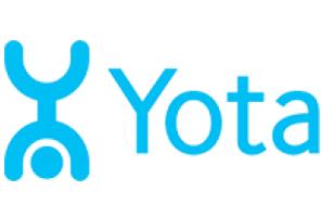Yota  – пункт продаж
